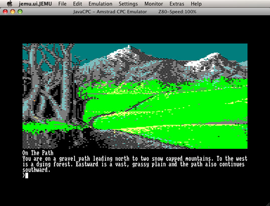 How to play the Amstrad CPC releases today